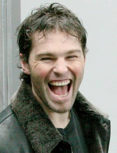 Jaromir Jagr and his trademark smile.