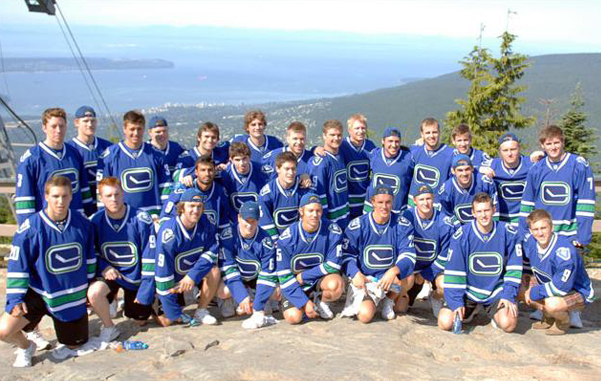 Vancouver Canucks prospects.
