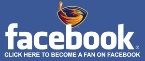 Atlanta Thrashers on Facebook