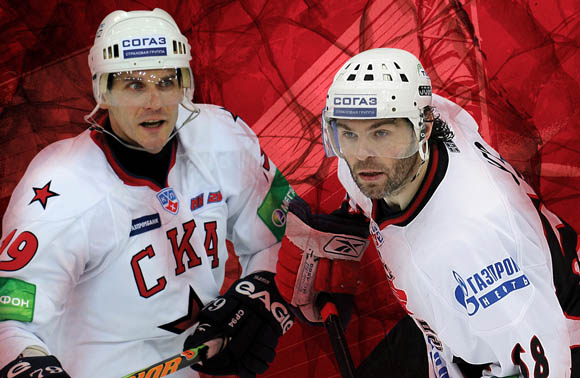 KHL All Star game 2011